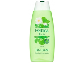 Balzamas normaliems plaukams Fresh, Herbina, 200 ml