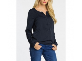 Blouse Vila Vital Ls Placket Shirt 14022424 palaidinė