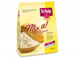 Miltai be gliuteno SCHAR Mix it!, 500g