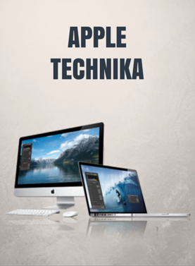 Apple technika